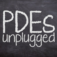 PDEs unplugged