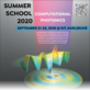 image of the poster to the summer school